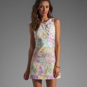 ❤️ Tibi Velocity Print Dress